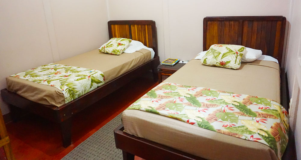 Cabina 6 Beds