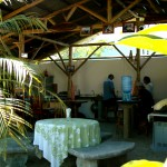 Hotel in Puerto Jimenez with shared kitchen and affordable rooms